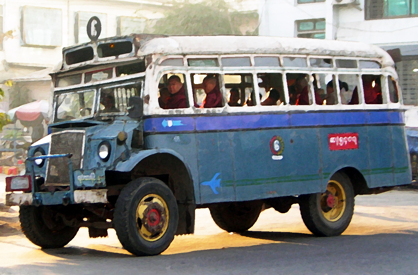 Old Bus 27