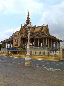 building and design at Phnom penh