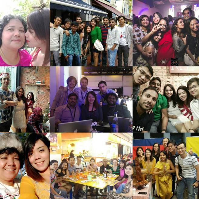 Joyful year 2015