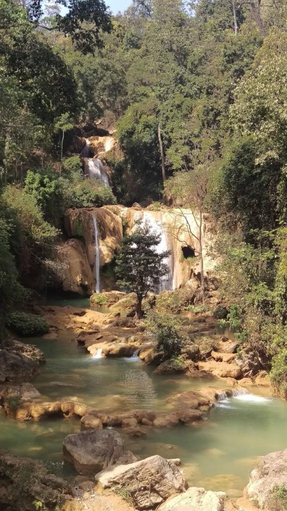 pwe gauk waterfall