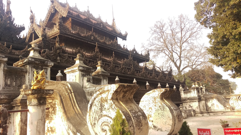beautiful places of myanmar mandalay ahkenos blog